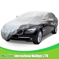 Cotton Fabric Waterproof UV protection Car Cover