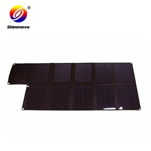 100w backpack portable solar panel charger made in China