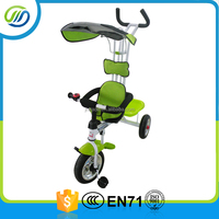 Comfortable Baby Trike Plastic Pedal Kids Tricycle