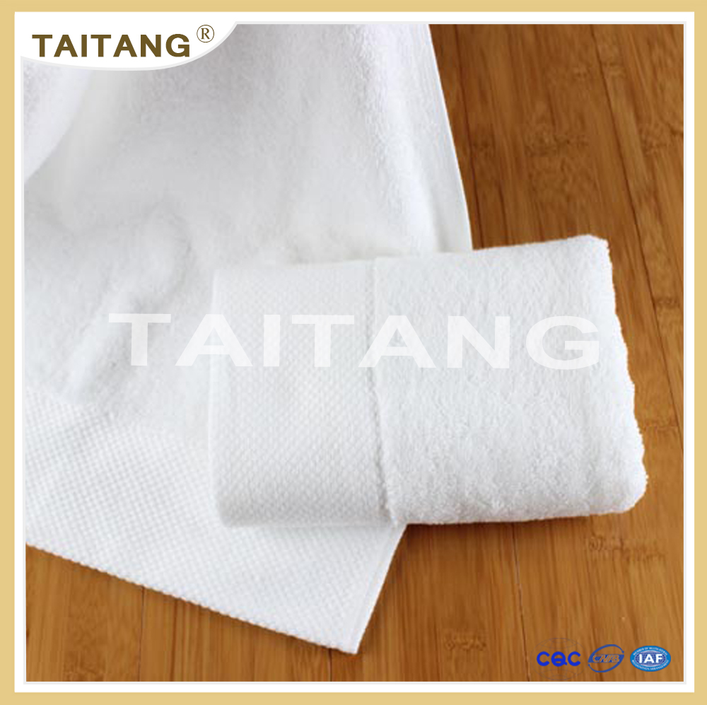 100% cotton bamboo fiber heat relief high quality factory price bamboo terry towelling fabric clean cloth/towel