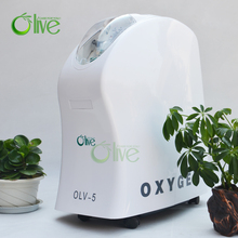 OLV-5 oxygen science concentrates sensor setup supply water machine