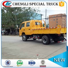 FOTON FORLAND 4x2 4x4 All-wheel Drive Off-road Right Hand Drive Dump Tipper Truck