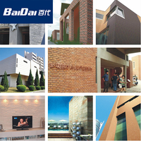 Baidai Building paint system for thermal reflection & insulation
