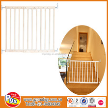 Wooden baby gate baby safety guard house gate designs