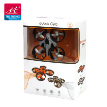 360 Degree Flip 6-axis Gyro 2.4GHz Radio Control Quadcopter Mini aerial drone with LED Light
