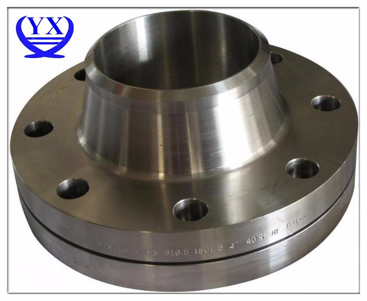 ASTM A105 ASME B 16.5 Welding Neck Flange