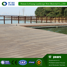 High quality recyclable WPC outdoor cork floor