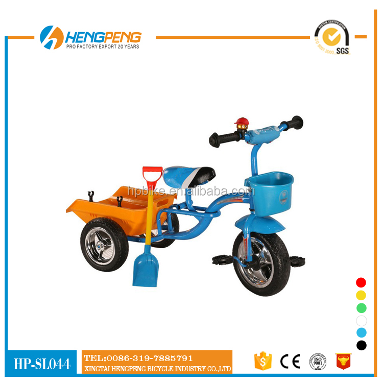 Hot selling baby toys three wheels bicycle children's