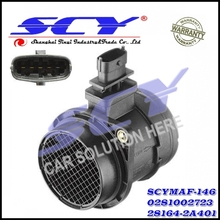 MASS AIR FLOW Sensor For Hyundai 9 220 930004 9220930004 28164-2A401 281642A401 0 281 002 723 0281002723