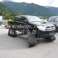 SUV PICkUP Rubber Track Conversion System
