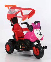 newest children girls electric 12V battery Motorcycle kiddie rides on electric cars
