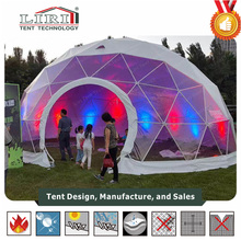 Large Party Event Round Dome Tent for Sale