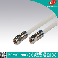 2016 Best coaxial cable 75 ohm thin coaxial cable Antenna Cable