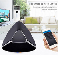 Wi-Fi Smart Home Automatic Intelligent Controller Wireless Remote Control for iPhone Android condition TV DVD/WIF/IR/RF