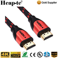 HDMI audio cable with Braided Cord Support 1080P 3D,4k, HDMI 1.4, 2.0, Ethernet, Audio Return,Full HD Latest Version.
