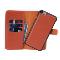 Separable Luxury Leather Case for Iphone, for Samsung Galaxy