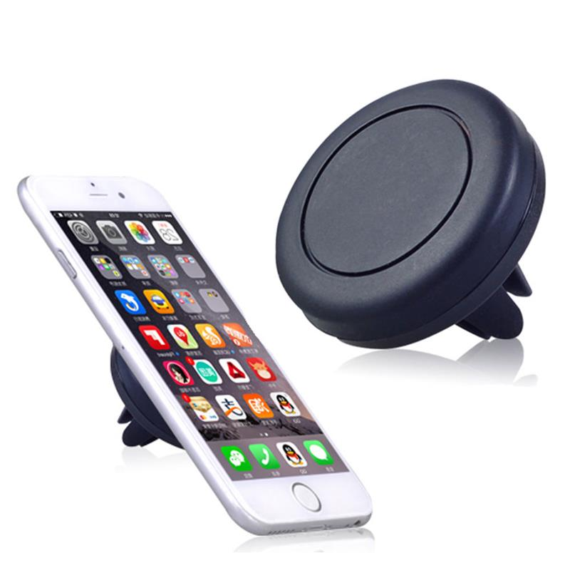Creative style magnetic air vent mount adjustable holder for windshield fashion and easy use