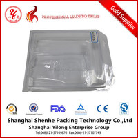 plastic box enclosure electronic box with lock and key