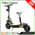 2016 NEW CE approved best 2000 watt electric Scooter for adults with front /rear lights ( PES02 - 60v2000W )
