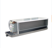 Chilled water 1 phase fan coil unit Fan Coil duct type SN400F chilled water fan coil unit