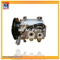 OE MK624683/MK623684/AKC200A251B/AKC011H258V Automotive air compressor FOR MITSUBISHI Rosa Bus 24V compressor