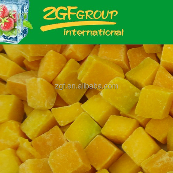 organic health chinese frozen fresh pumpkin vegetables have a good sale in carton