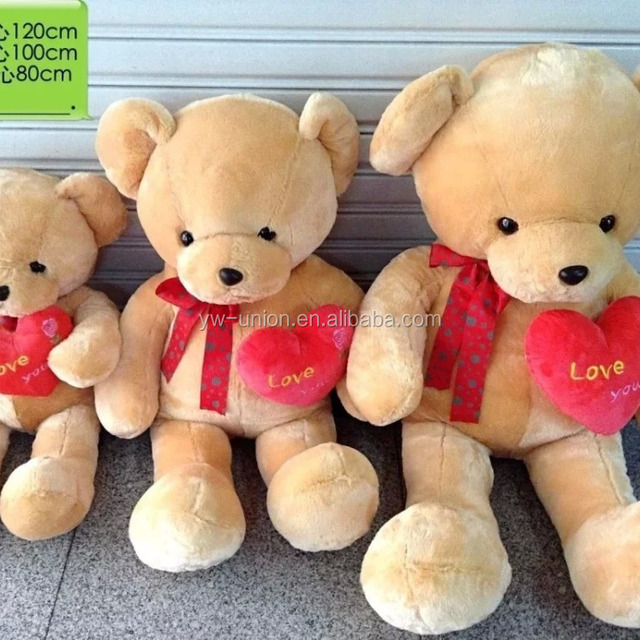 toy 2015 soft plush teddy bear newest plush soft , toy wholesale for children