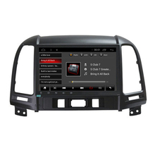 Hyundai /old SANTA FE Car GPS Stereo radio in dash DVD multimedia palyer Navigation