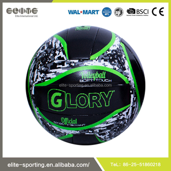Customized Design High Bounce Size 5 Volleyball official size weight volleyball
