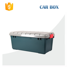 Household Effects 85 L Thicken plastic Toy Storage container box plastic car organizer box
