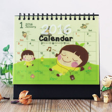 New China factory wholesale cheap islamic calendar 2016 customized