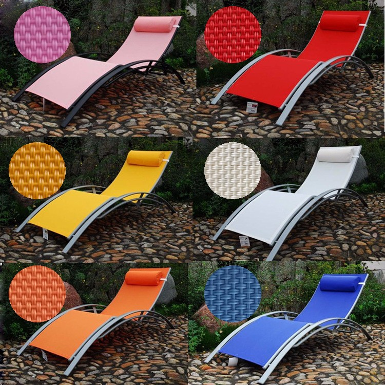 Neige color Pool chair fabric outdoor furniture fabric pet bed pvc mesh