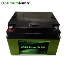 19.2V 20Ah 12V 30Ah lithium portable engine starting LiFePo4 battery pack