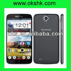 Latest model Lenovo A850 android mobile phone with quad core+dual sim+android4.2 made in China