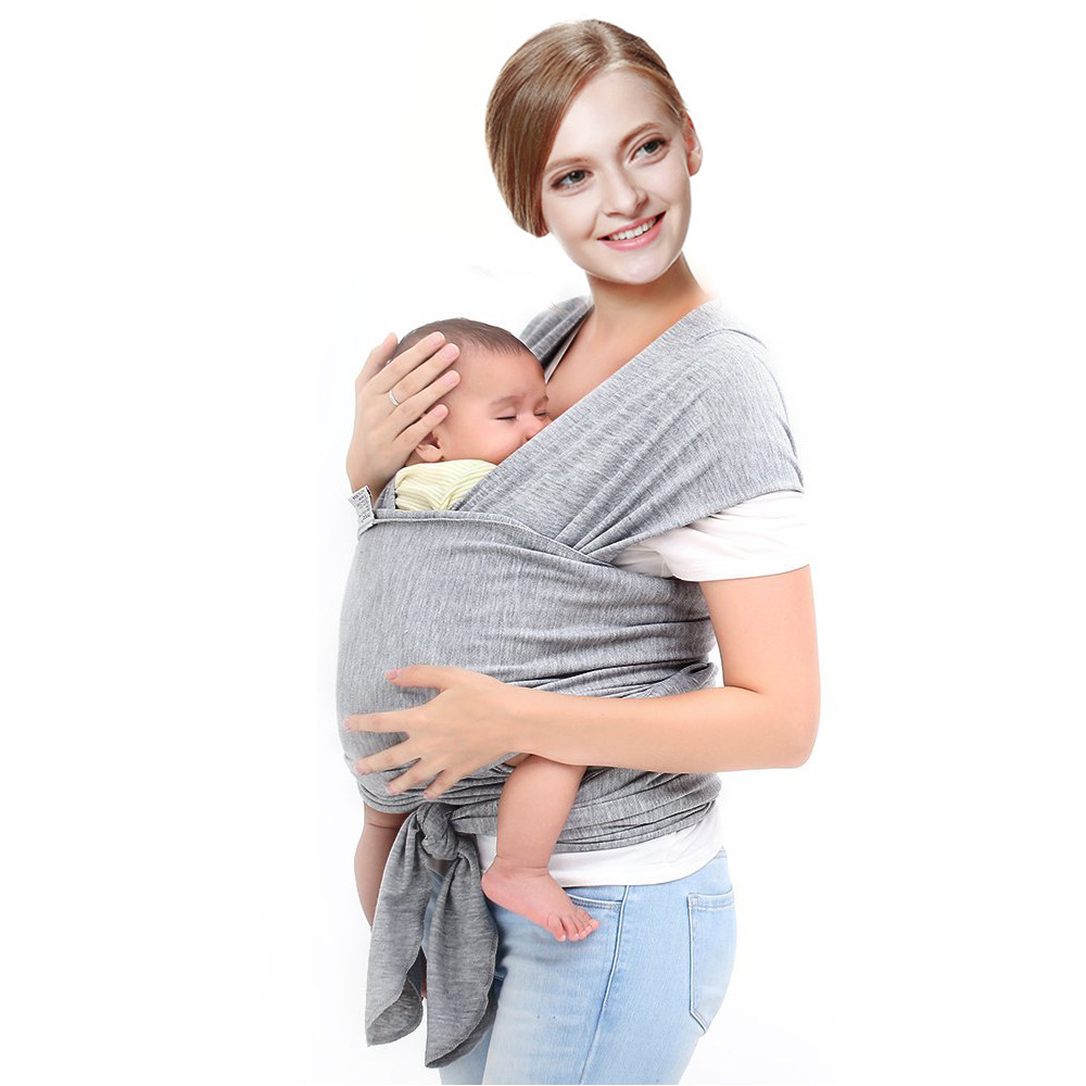 wholesale baby sling stretchy wrap carrier for newborn baby carrier wrap