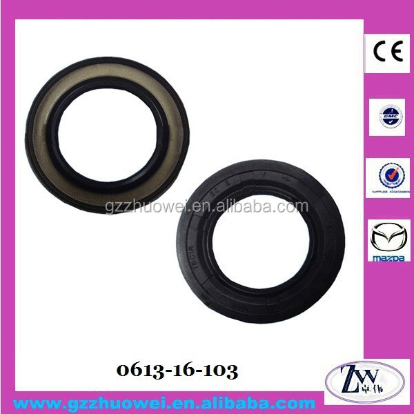 Auto Parts Transmission Gear Oil Seal Rubber Seal Ring for Mazda 323 Demio 0613-16-103