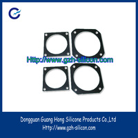 Customized ROHS standard silicone auto spare parts