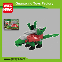 Weagle plastic building blocks shantou chenghai toy factory