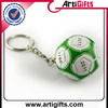Wholesale mini football shoes keyring