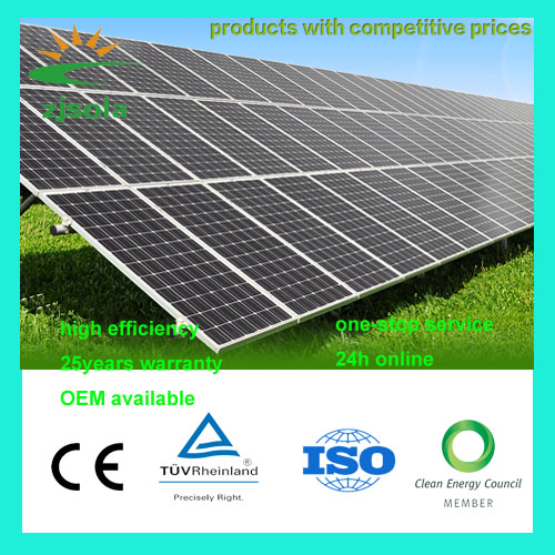 ZJSOLA wholesale price 5kw off grid solar power system complete set supply solar kits