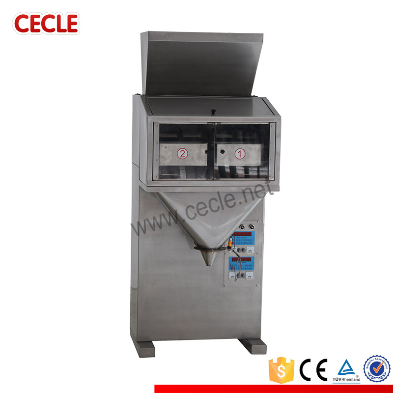 GPM-2A new seeds weighing filling machine for small business