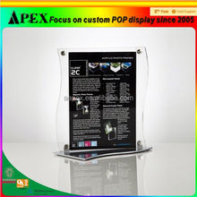 2014 Curved Glass Photo Frames Wholesale