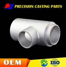 Baida Factory direct sale customized precision casting parts of motorcycle/ parts for purchasing