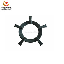 Precision ductile iron shell sand casting from foundry manufacture