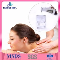 body massager use silicone oil/ polydimethylsiloxane PDMS