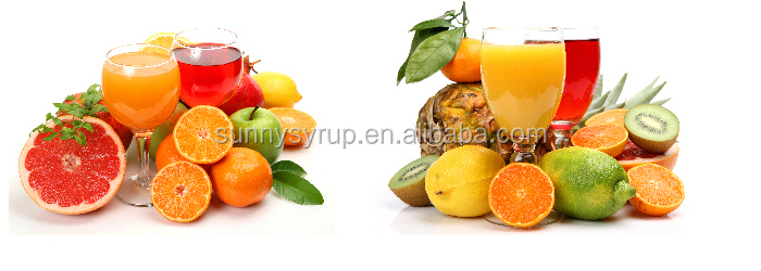 Kumquat fruit Juice & Syrup