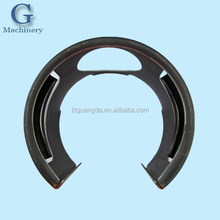 customized circular metal stampings, blank stamped parts