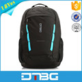 Unique Design Laptop Backpack for Colleague Students with Bright Stripe
