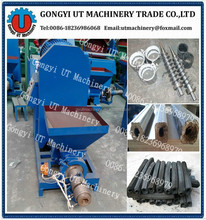 With 3 Heating Coil Wood Charcoal Briquette Extruder Machine,Wood Briquetting Machine/Press Making Machine