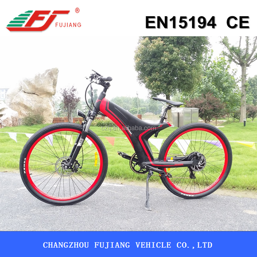 36V 250W electric bicycle accelerator singapore with EN15194